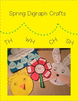 Spring Digraph Crafts