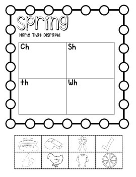 Spring Digraphs Write the Room