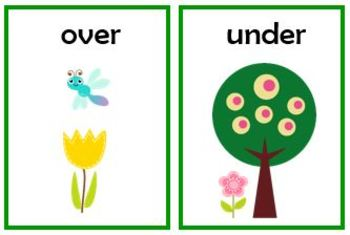 Spring Directions Interactive Book plus Activity!