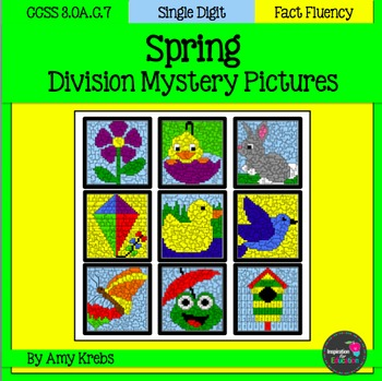 Spring Division Mystery Pictures