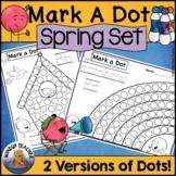 Spring Dot Dauber Set