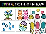 Spring Dot-Dot Pages