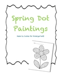 Spring Dot Paintings