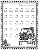 Spring Double Digit Multiplication With Regrouping, Two Digit Multiplication
