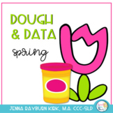 Spring Dough & Data Mats: Play Based Progress Monitoring