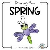 Spring Drawing Fun