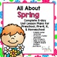 Spring Duo! 5-Day Lesson Plans & Garden Center Dramatic Play Set