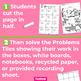 Spring EDITABLE Worksheets | Secret Picture Tiles