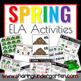 Spring ELA Activities