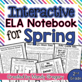 Spring ELA Interactive Notebook