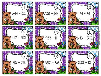 FREE Spring ELA & Math