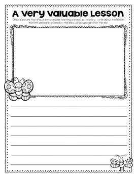 Spring ELA Printables {Aligned to Common Core Standards}