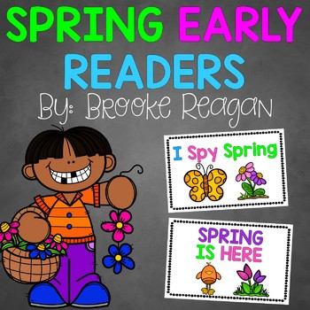Spring Early Readers
