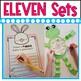 Spring, Easter, April SUPER BUNDLE (Easter, Plants, Crafts, Centers, Printables)