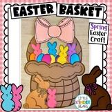 Spring Easter Basket Craft