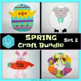 Spring Easter Craft Bundle - Set 2