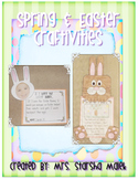 Spring & Easter Craftivities (S. Malek)