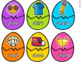 Spring Easter Egg Digraph Sort Activity ch sh th wh