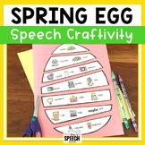 Easter Egg Speech Craft
