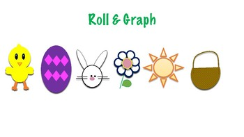Spring / Easter Roll & Graph