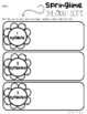 Spring - Easter Syllables Sort Practice