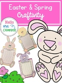 Spring/Easter Writing Craftivity