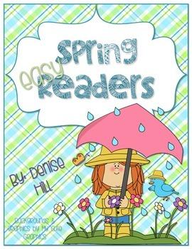 Spring {Easy} Readers