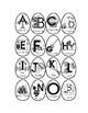Spring Egg Hunt Alphabet & Math Matching Game
