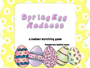 Spring Egg Madness