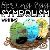 Spring Egg Symbolism Writing: An Easter and Spring writing