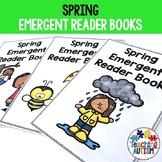 Emergent Readers for Kindergarten, Spring