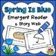 Spring Emergent Reader Bundle: Colors of Spring