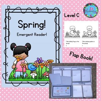Spring Emergent Reader Level C