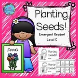 Spring Emergent Reader- Planting Seeds Emergent Reader!