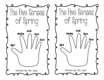 Spring Emergent Readers