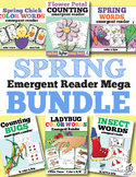 Spring Emergent Readers Mega Bundle