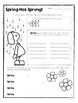 SPRING Brain Food! Printable Enrichment Activities for Creative Thinking!