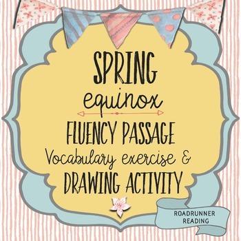 Spring Equinox Fluency Passage or Close Reading