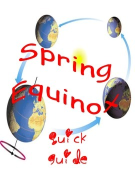 Spring Equinox Fun