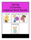 Spring Errorless Adapted Book Bundle