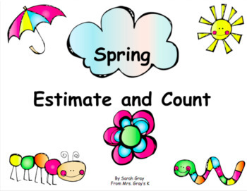 Spring Estimate and Count for Google Classroom