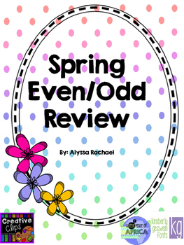 Spring Even/Odd Review