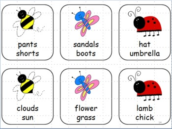 Spring Expressive Language Pack for Speech and Language Therapy