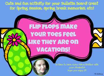 Spring FUN Bulletin Board!
