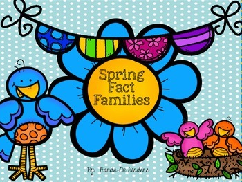 Spring Fact Families