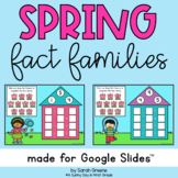 Spring Fact Families for Google Slides™
