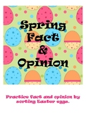 Spring Fact and Opinion