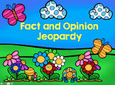 Spring Fact and Opinion Jeopardy!