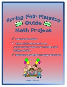 Spring Fair Planning Math Project