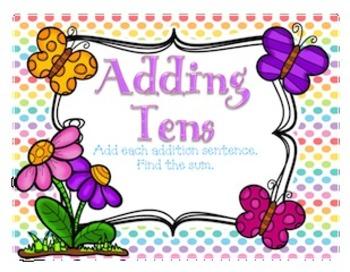 Spring Fever Centers- Math, Reading, & Printables- 1st Grade